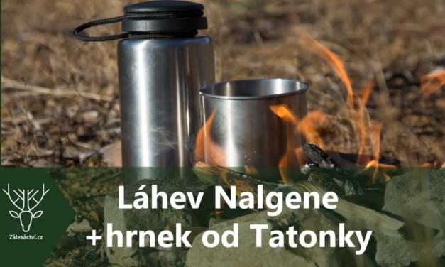 Láhve Nalgene + hrneček od Tatonky