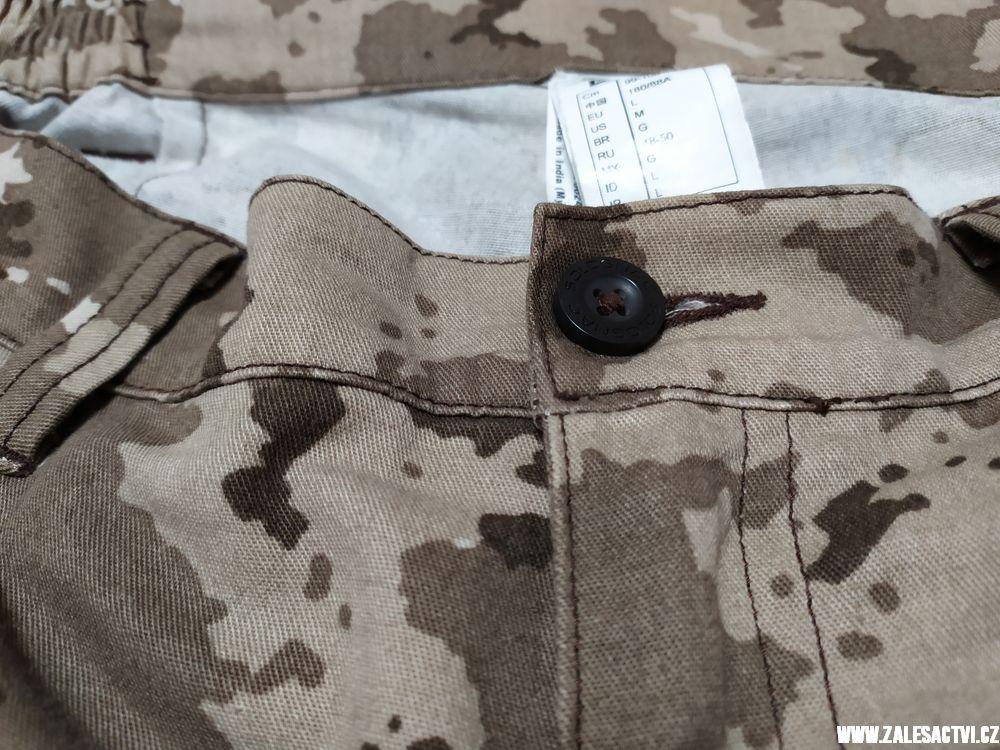 Maskace Decathlon Kalhoty Vybaveni Zalesactvi Cz 004 | Zálesáctví, Přežití v přírodě, Bushcraft