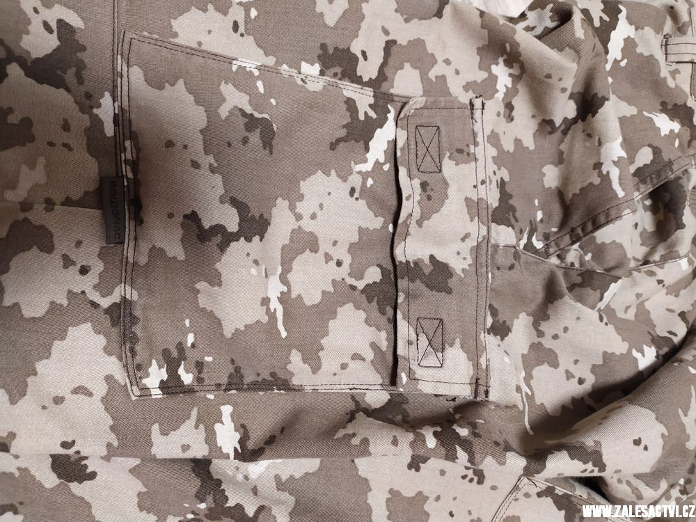 Maskace Decathlon Kalhoty Vybaveni Zalesactvi Cz 005 | Zálesáctví, Přežití v přírodě, Bushcraft
