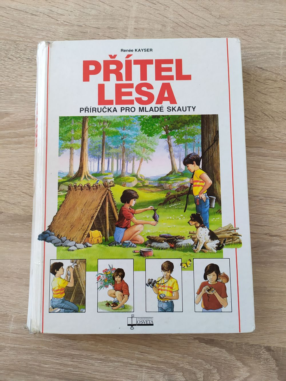 Pritel Lesa Kniha 001